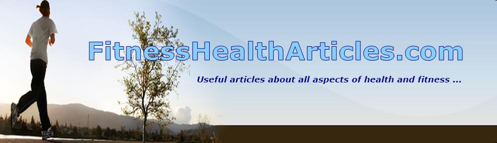 FitnessHealthArticles.com